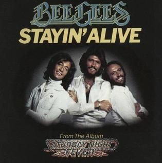 Stayin Alive, Bee Gees