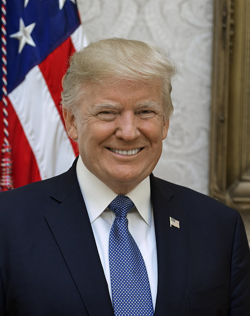 Donald Trump Became President of USA in 2017