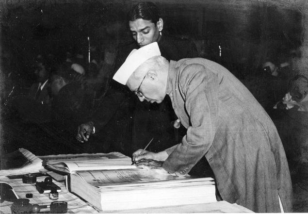 Jawaharlal Nehru Became Prime Minister of India in 1947