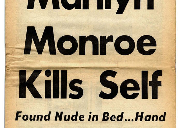 12-Year-Old Cheryl Lynne Harper Was Raped and Strangled in 1959 Actress Marilyn Monroe Was Found Dead in Bed with a Sleeping Pills Bottle in 1961